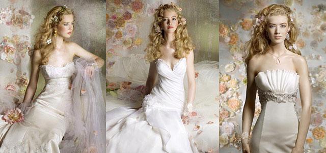 Svatební šaty 2009