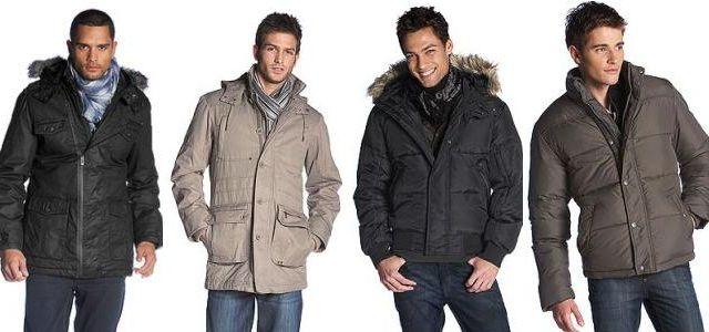 Trendy tipy na pánské zimní bundy