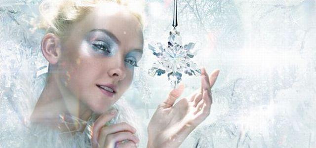 Třpytící se sen, to je vánoční kolekce šperků Swarovski