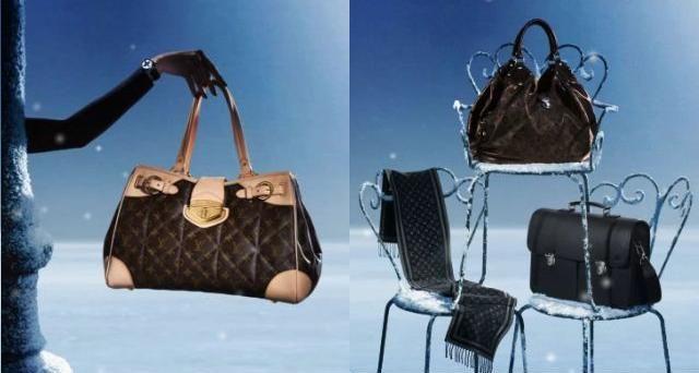 Vánoční nadílka od Louis Vuitton (www.luxurymag.cz)