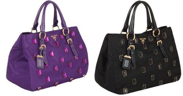To není obyčejná kabelka, to je Prada! / Prada kabelky (www.luxurymag.cz)