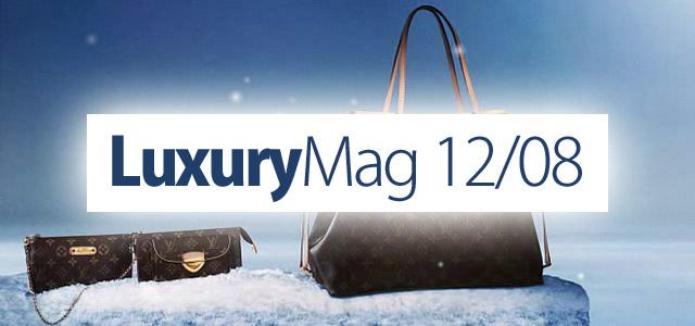 Trendy móda v prosinci 2008 na LuxuryMag.cz