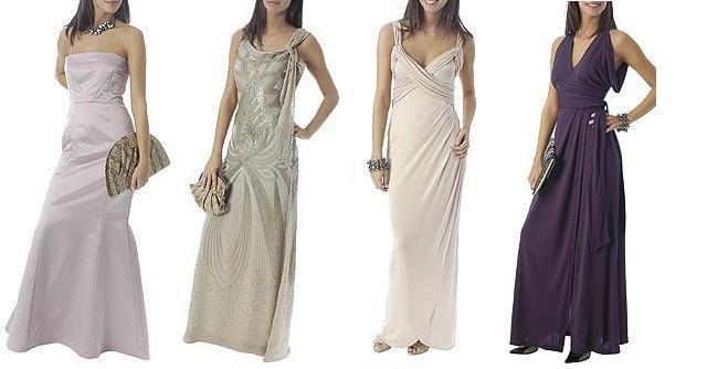 Buďte na plese za hvězdu! / Šaty na ples (www.luxurymag.cz)