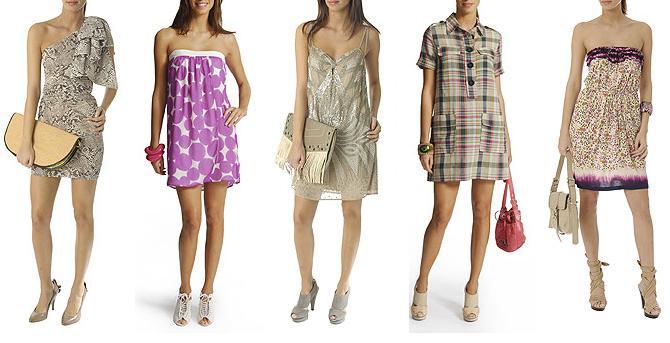 Buďte sexy v krátkých šatech! / Krátké šaty