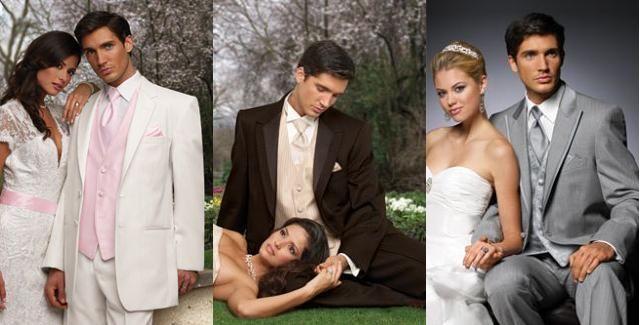 Ženich jako ze škatulky / Pánské svatební obleky 2009 (www.luxurymag.cz)