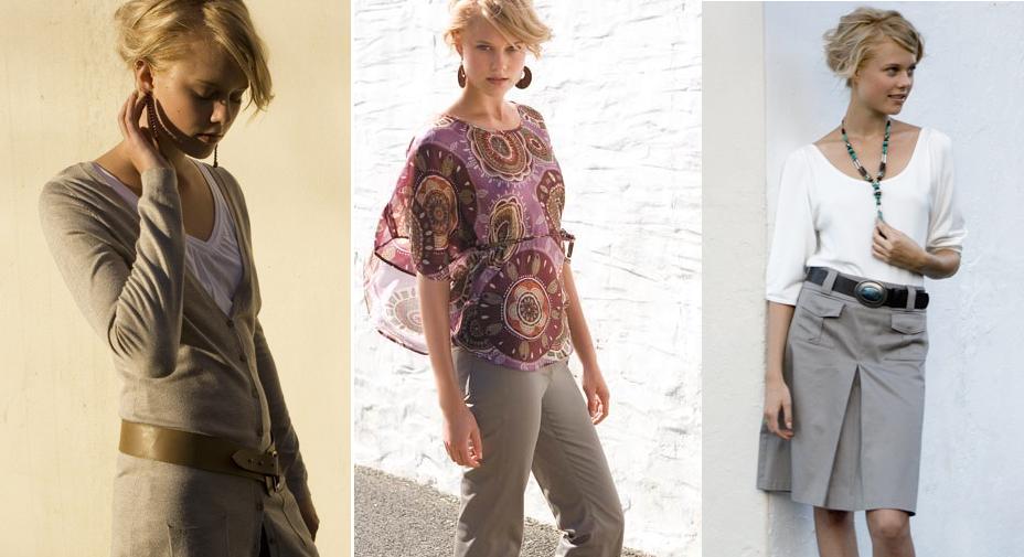 Buďte elegantní a smyslná s Camáieu! / Oblečení Camáieu (www.luxurymag.cz)