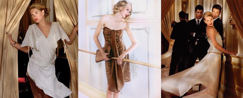 Úspěšná módní návrhřka Beata Rajská (www.luxurymag.cz)