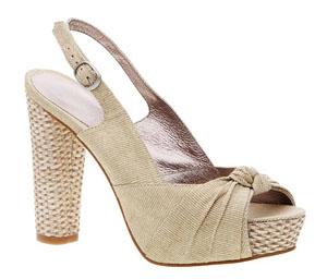 Sandálky Baťa na jaro a léto 2009 (www.luxurymag.cz)