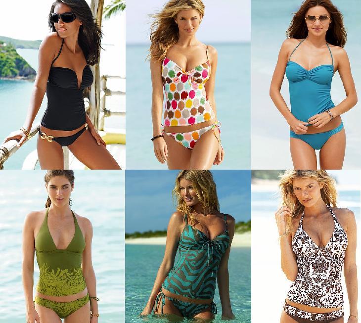Plavky, které neznáte / Monokiny, tankiny, mikrokiny (www.luxurymag.cz)