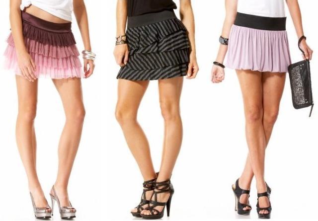 Nebojte se ukázat nožky! / Krátké sukně 2009 (www.luxurymag.cz)