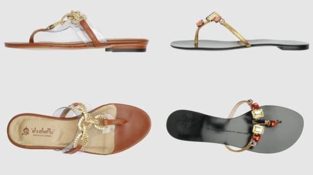 Jak vypadají dámské žabky pro léto 2009? (www.luxurymag.cz)
