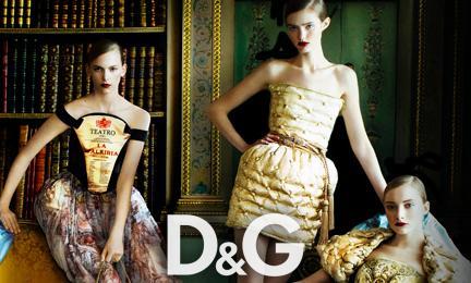 Nákupy u D&G již i online!/ Online store Dolce&Gabbana (www.luxurymag.cz)