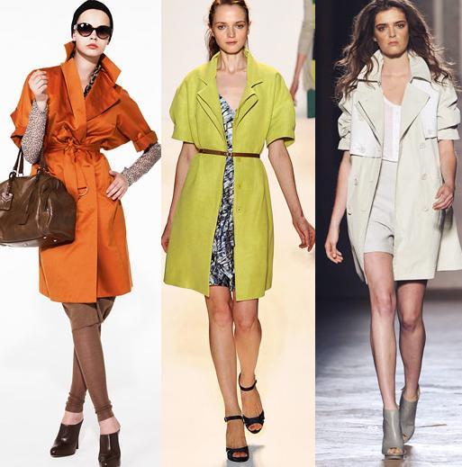 Trendy a styly kabátků / Podzim a zima 2009 (www.luxurymag.cz)