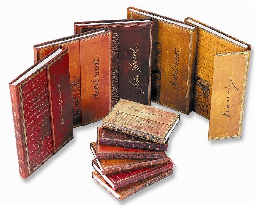 Diáře a zápisníky Paperblanks: Objevte krásu psaného slova! (www.luxurymag.cz)