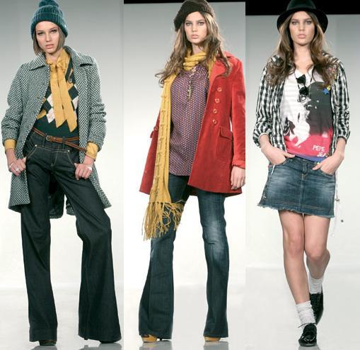 Stylový podzim a zima 09/10 s Pepe Jeans London (www.luxurymag.cz)