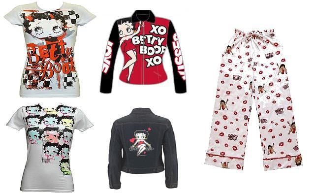 Sexy symbol 30. let – Betty Boop (www.luxurymag.cz)