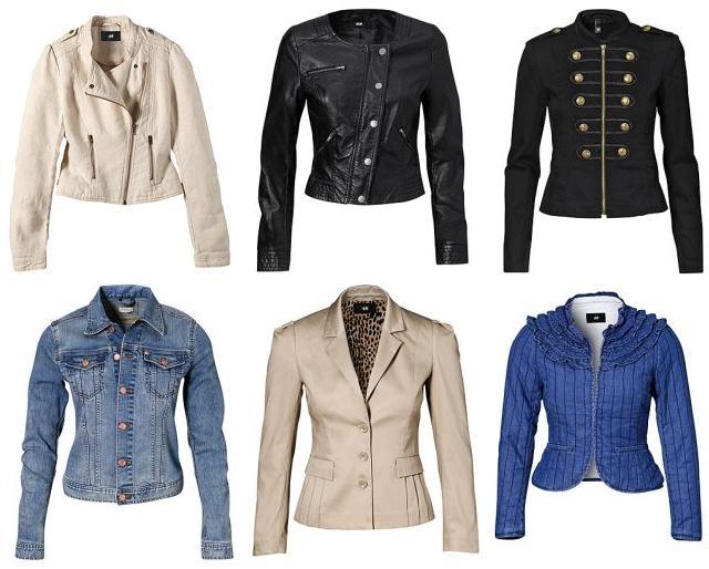 Zaměřeno na blazery, saka a bundičky pro jaro 2010! (www.luxurymag.cz)