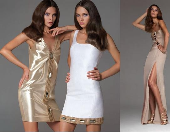 Skvostná kolekce Versace pro léto 2010 (www.luxurymag.cz)