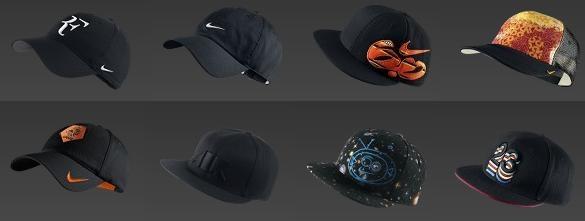 Kšiltovky opět v kurzu! Ed Hardy, Nike, Vans nebo adidas? (www.luxurymag.cz)