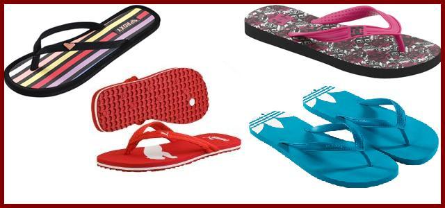 Dámské žabky 2010: Roxy, adidas, Nike, DC či Puma?