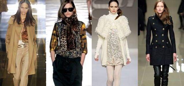 Jaké jsou trendy pro podzim 2010?