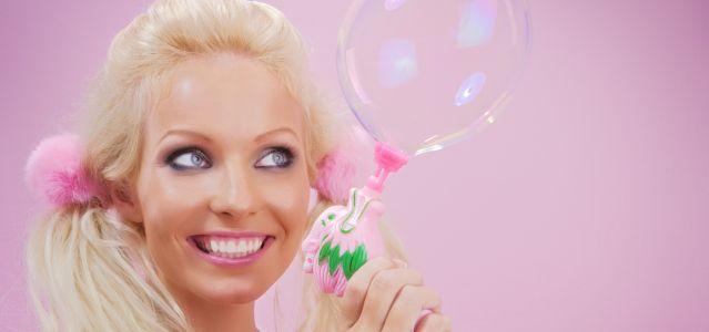 Jako Barbie girl budete dokonalost sama! / Barbie styl
