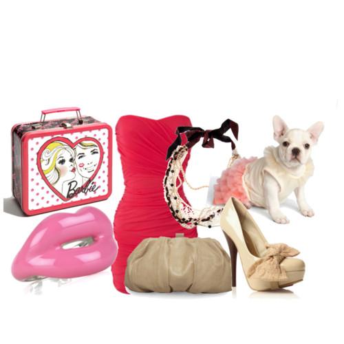 Jako Barbie girl budete dokonalost sama! / Barbie styl (www.luxurymag.cz)